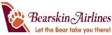 Logotipo Bearskin Airlines