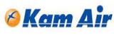 Logo Kam Air