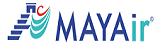 Logo Maya Air