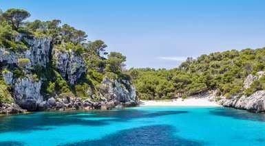 PLATGES DE MAÓ      -                     Menorca                     Islas Baleares