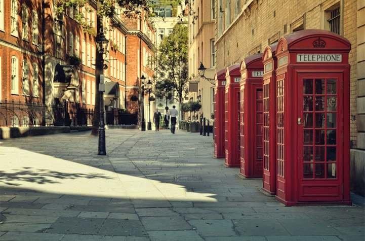 Volo e Hotel a Londra