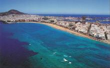 Hoteles en Las Palmas de Gran Canaria