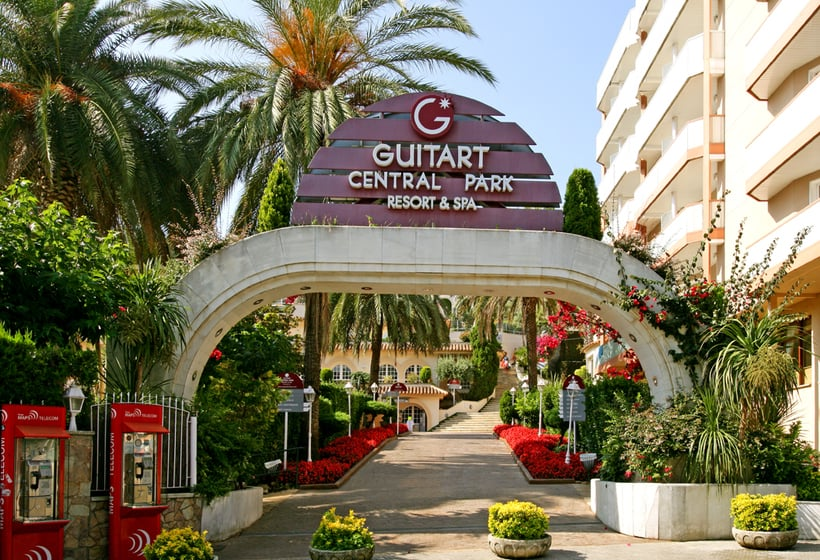 Guitart Central Park Resort & Spa Lloret de Mar