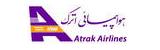 Logotipo Atrak Air
