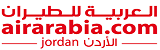Logotipo Air Arabia Jordan