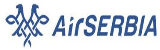 Logotipo Air Serbia
