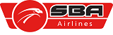 Logotipo SBA Airlines