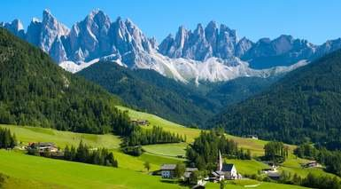 BAVIERA Y TIROL - SEMANA SANTA      -                     Innsbruck, Salzburgo, Baviera                     Tirol, Múnich
