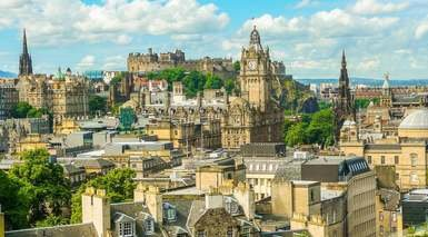 PAISAJES DE ESCOCIA       -                     Edimburgo, Escocia, Glasgow, Highlands, Lago Lomond                     Lago Ness, Skye, St. Andrews, Stirling, Aviemore