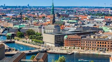 ESCAPADA A COPENHAGUE      -                     Copenhague