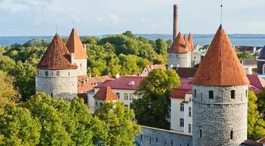 ESTONIA, LETONIA Y LITUANIA - SEMANA SANTA      -                     Riga, Vilna                     Tallin