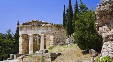 ATENAS Y SUR DE GRECIA      -                     Atenas, Delfi, Olympia                     Micenas, Corinto, Epidauros