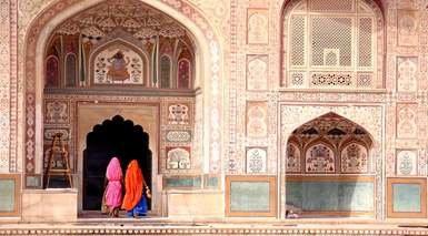 GRAN CIRCUITO DE INDIA Y NEPAL      -                     Fatehpur Sikri, Fuerte Amber, Fuerte Rojo, Patán, Swayambhunath                     Nueva Delhi, Agra, Katmandú, Jaipur, Abhaneri