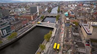 ESCAPADA A DUBLÍN      -                     Dublín