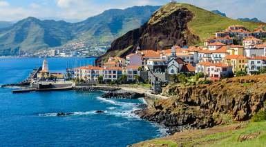 MADEIRA DESDE BARCELONA - VERANO      -                     Madeira                     Funchal