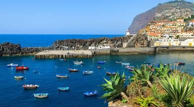MADEIRA       -                     Madeira                     Funchal