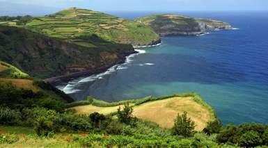 AZORES, ISLA DE SAO MIGUEL      -                     Azores, São Miguel                     Ponta Delgada