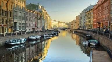 RUSIA PARA DOS - ESPECIAL NOVIOS       -                     Kremlin, Sérguiev Posad, Plaza Roja, San Petersburgo, Moscú                     Avenida Nevski, Museo del Hermitage, Pushkin, Fortaleza de San Pedro y San Pablo