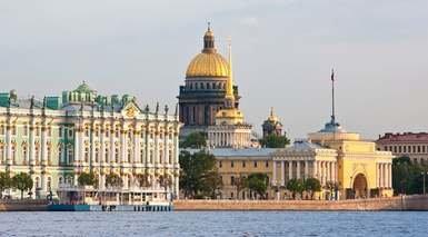 JOYAS DE RUSIA CLÁSICO 4*      -                     Moscú                     San Petersburgo