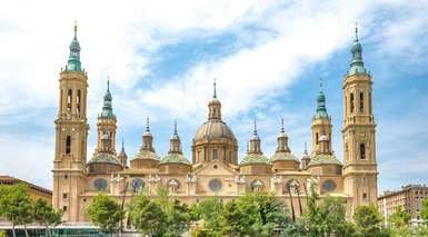 MARAVILLAS DE LA RIOJA, NAVARRA Y ARAGÓN      -                     La Rioja, Logroño, Pamplona, Santo Domingo de la Calzada, Zaragoza                     Navarra, Aragón, Alcañiz, Alcorisa, Monasterio de Valvanera