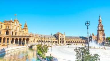 ESCAPADA A SEVILLA      -                     Sevilla                     Andalucía