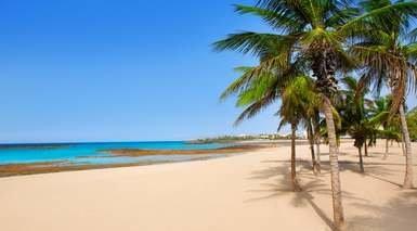PLAYAS DE ARRECIFE      -                     Lanzarote                     Islas Canarias